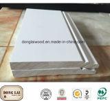 Panneau de mur décoratif de bois de charpente de plancher de fournisseur de la Chine