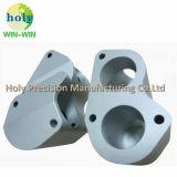 Hohe Präzision grosses Teil Aluminium-CNC-Teile mit Sandblasted Ende