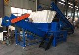 Plastic Ontvezelmachine/de Enige Ontvezelmachine van de Pijp van de Schacht Shredder/HDPE/de Ontvezelmachine van de Plastic Container/de Grote Ontvezelmachine van het Stuk/de Grote Ontvezelmachine van het Blok/de Ontvezelmachine van de Band/de Ontvezelmachine van de Band