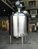 食品等級のステンレス鋼の真空の混合タンク