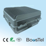 1800MHz&2100MHz&2600MHz de largura de banda tripla Móvel Repetidor de Sinal Digital ajustável