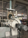 Professional único tornillo de escamas de plástico reciclado y de la extrusora de peletización