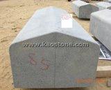 Paracarro/paracarro di pietra d'abbellimento poco costosi per il giardino/strada privata