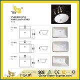 En acier inoxydable ou en marbre/granit Onyx//Quartz/acrylique/artificiel/Céramique/art/lavabo évier en pierre pour salle de bains/Cuisine/comptoir (simple/double/poli/brossé)