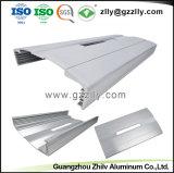 Extrusión de Aluminio de alta calidad personalizado para el disipador de calor Car Audio