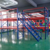 Hersteller-Dachboden-/Plattform-Speicher, der Zahnstange Yd-S032 stapelt