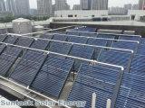 Restaurante colector solar de aquecimento de água quente