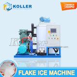 Koller Prix de vente chaude 5 tonnes utilisés commerciale Flake Machine à glaçons (KP50)