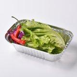 알루미늄 호일 상자 음식