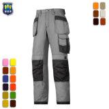 La vente en gros la mens pantalon cargo portent des pantalons de travail