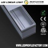 Profilo di alluminio dell'espulsione di alluminio chiara lineare LED di Pn4118 LED
