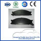 반 금속 닛산 국경 D1900-8200를 위한 소음 고열 Resistancebrake 패드 없음