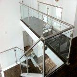 Barandillas de la barandilla del acero inoxidable para las escaleras o la tierra