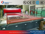 Maquinaria de cristal de temple plana doble de las cámaras de calefacción de Southtech (TPG-2)