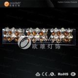 Современные Crystal LED настенный светильник 1102/2