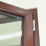 Kundenspezifisches Aluminiumrahmen-örtlich festgelegtes Glaspanel-Flügelfenster Windows