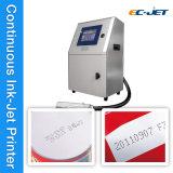 製品の日付の印字機の連続的なインクジェット・プリンタ(EC-JET1000)