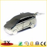 Encadenamiento dominante del níquel del metal de la insignia Shaped linda promocional del coche