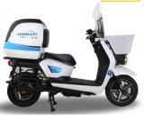 طعام تسليم كهربائيّة [سكوتر] درّاجة ناريّة/درّاجة ناريّة مع مقصور صندوق دافئ