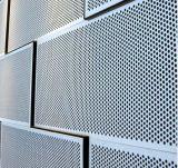 Kleiner Loch-Lautsprecher durchlöcherte Metallineinander greifen gelochten Platten-Bildschirm für Gerät