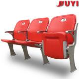 Blm-4671 utiliza cromo plegable verde Venta caliente Facrory Fodable Baseball sillas de playa de plástico de 2 personas, Presidente de las piernas al aire libre