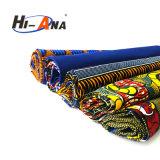 Tela de algodón africana de la impresión de Ningbo de la cooperación rápida y eficiente