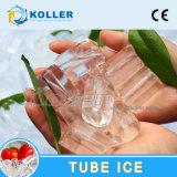 2 toneladas de cilindro hueco de alta eficiencia de la máquina de hielo