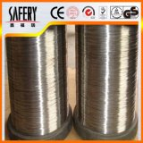 alambre de acero inoxidable 410 de 0.8m m densamente con precio de fábrica