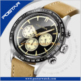 Het nieuwe Tachymeter Horloge van de Mensen van de Sport van de Chronograaf met de Aangepaste Dienst van het Ontwerp