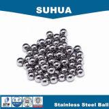 Bola de acero inoxidable G50-1000, rodamientos de la ISO AISI316 1m m de bolas