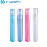 小型装飾的な包装の噴霧器、10ml正方形のプラスチック香水瓶
