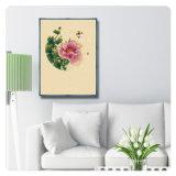 Изображение цветка искусствоа стены картины холстины масла высокого качества HD с рамкой для домашнего украшения