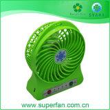 Bester Geschenk-starker Windbunter Portable LED heller USB-Miniventilator