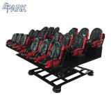 5D動きの映画館の動きの椅子5D 7D 9d 12Dの映画館装置