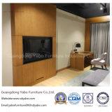 A mobília moderna do hotel com mobília residencial do quarto ajustou-se (YB-816-1)