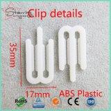 Белый цвет пластиковые держатели упаковки одежды для одежды