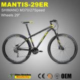 """bici di montagna 29er con 17.5 """" blocchi per grafici leggeri della lega di alluminio"""