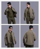 Tan Militares o oficial do Comandante Impermeável Jaqueta Softshell