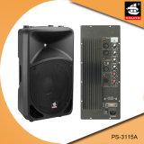 Aktiver PROplastiklautsprecher PS-3115A pA-15 Zoll BI-AMPERE 200W