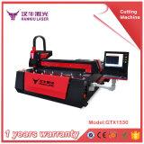 máquina de estaca do laser do aço inoxidável de aço de carbono 300With500W