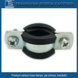 10-168mm EPDM 보세품 강관 죔쇠