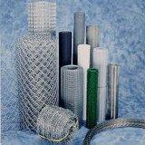 Malla de plástico, malla de cable de fibra de vidrio