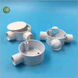 25mm pvc 3 Adapter van Fittingadapter Coulping van de Adapter van de Draad van de Adapter van de Manier de Plastic (foshan pvc)