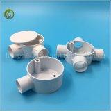 25mm pvc 3 de Plastic Montage Coulping van de Schakelaar van de Draad van de Kabeldoos van de Manier (Foshan pvc)