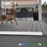 Decking de madera al aire libre impermeable del revestimiento de suelos de la alta durabilidad para el suelo de la ingeniería