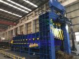 De op zwaar werk berekende Scherende Machine van het Aluminium van het Koper van het Ijzer van de Schroot