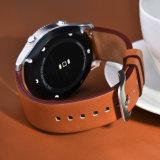 Cinta de relógio clássica do couro genuíno da alta qualidade superior para a engrenagem S3 de Samsung