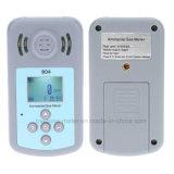 専門アンモナルガス探知器Nh3のメートルのガス集中の検光子の温度の測定LCDの表示アラーム値Settable 804