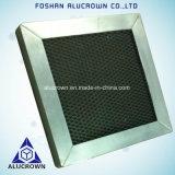 Profilé en aluminium aluminium Honeycomb Core pour panneau de la machine laser