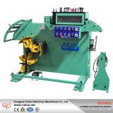 Машина раскручивателя Decoiler подавая как механический инструмент (RUS-200F)